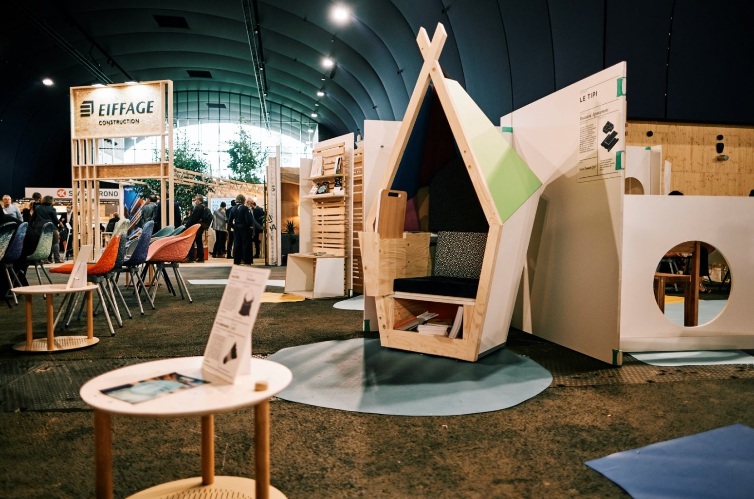 international wood and construction forum